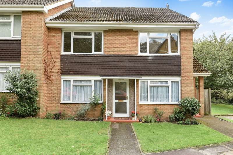 2 Bedrooms Flat for sale in Fircroft Gardens, Harrow on the Hill, HA1