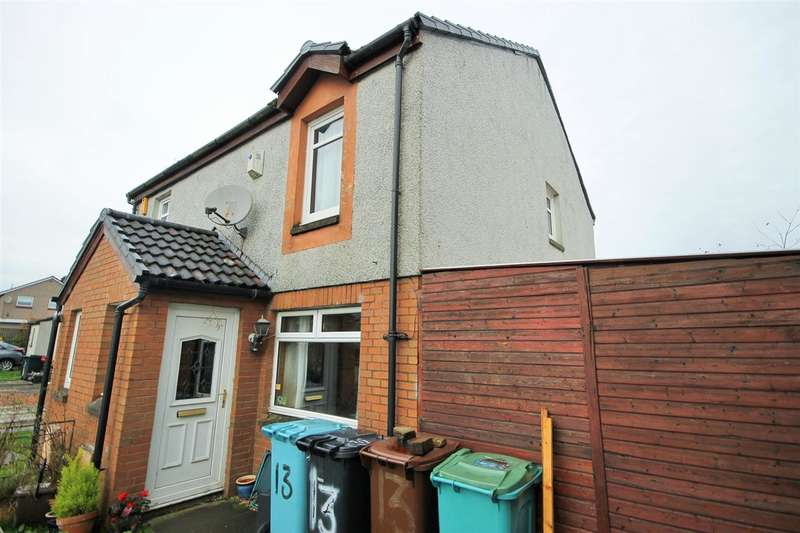 2 Bedrooms Semi Detached House for sale in St Kilda Way, Wishaw