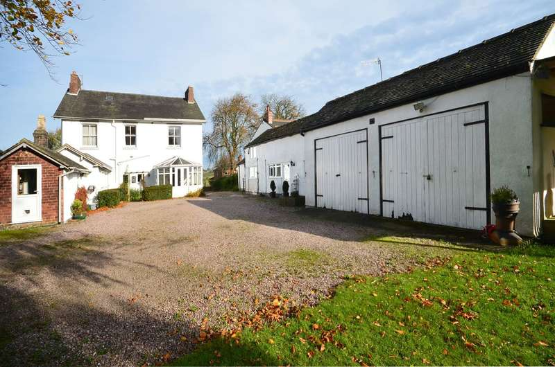 6 Bedrooms Detached House for sale in ****NEW**** Uttoxeter Road, Blythe Bridge, ST11 9JG