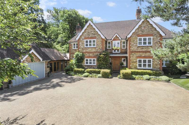 5 Bedrooms Detached House for sale in Kelsall Place, South Ascot, Berkshire, SL5