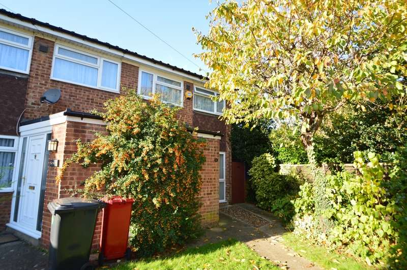 2 Bedrooms End Of Terrace House for sale in Pepys Close, Langley, SL3