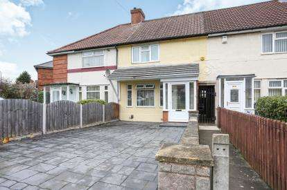 3 Bedrooms Terraced House for sale in Northleigh Road, Birmingham, Ward End, England