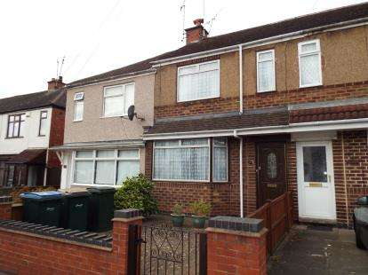 2 Bedrooms Terraced House for sale in Telfer Road, Radford, Coventry, West Midlands