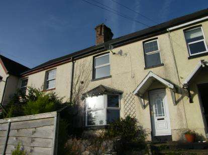3 Bedrooms Terraced House for sale in Galmpton, Brixham, Devon