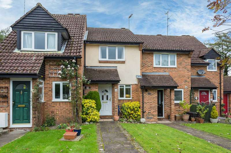 2 Bedrooms Terraced House for sale in Friars Field, Northchurch