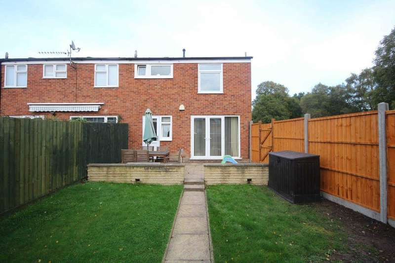 2 Bedrooms End Of Terrace House for sale in Ullswater, Bracknell