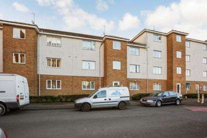 2 Bedrooms Flat for sale in Dyke Street, Baillieston, Glasgow
