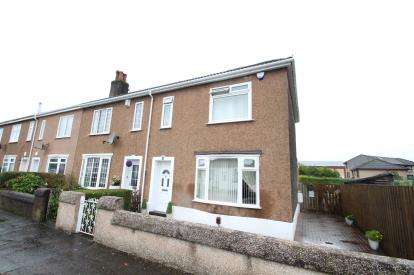 3 Bedrooms End Of Terrace House for sale in Murray Street, Renfrew