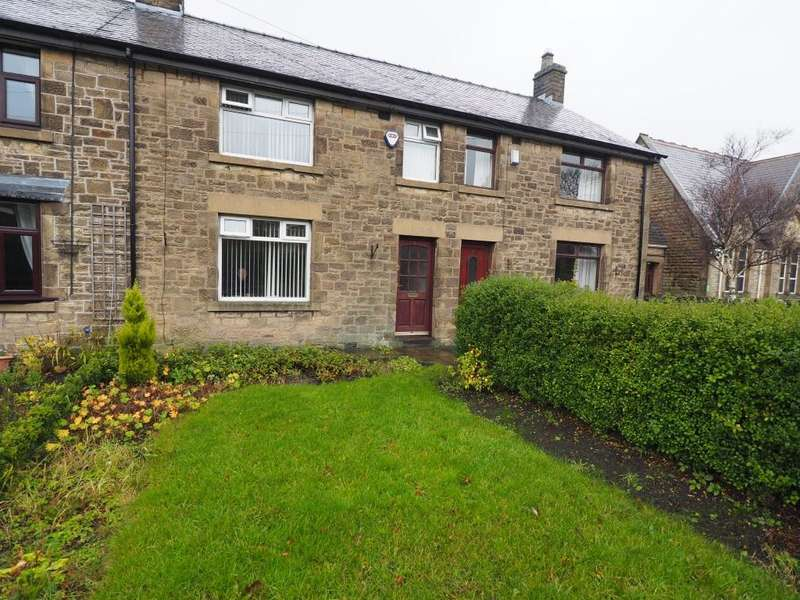 3 Bedrooms Terraced House for sale in Buxton Road, New Mills, High Peak, Derbyshire, SK22 3JS