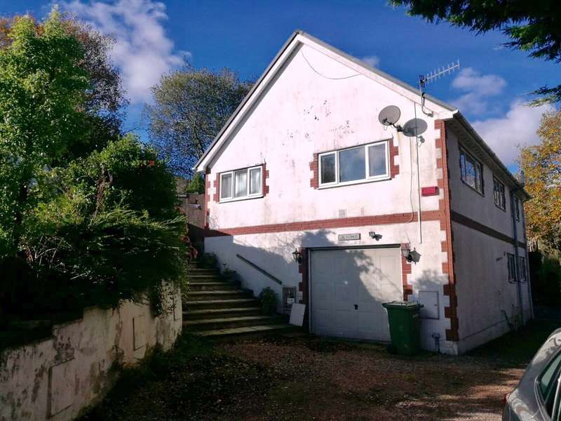4 Bedrooms Detached House for sale in Llandraw Woods, Pontypridd