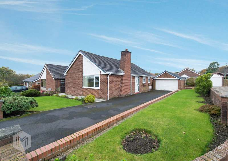 2 Bedrooms Detached Bungalow for sale in Grindsbrook Road, Radcliffe, Manchester, M26
