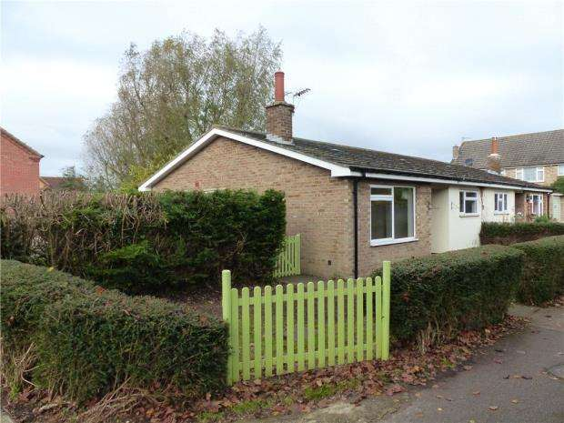 2 Bedrooms Semi Detached Bungalow for rent in Radwell Road, Milton Ernest