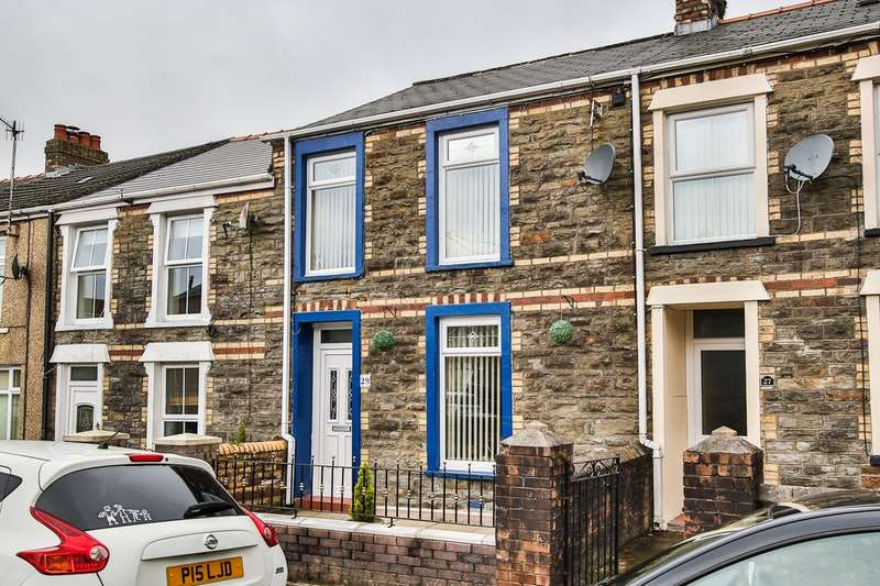 3 Bedrooms Terraced House for sale in James Street, Tredegar, Blaenau Gwent, NP22