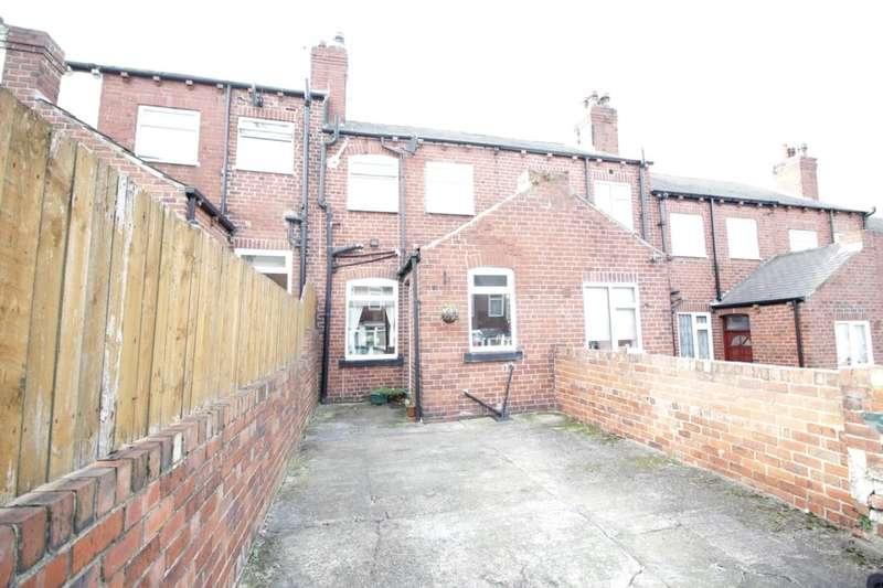 2 Bedrooms Terraced House for sale in West View, Kippax, Leeds, LS25