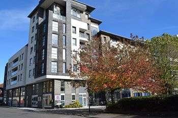 2 Bedrooms Flat for sale in Empress Heights, College Street, Southampton, SO14 3LA