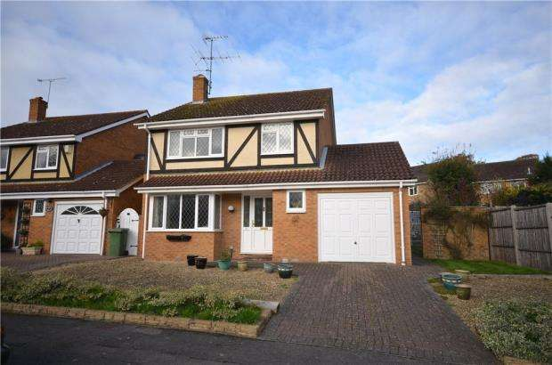 4 Bedrooms Detached House for sale in Arkwright Drive, Bracknell, Berkshire