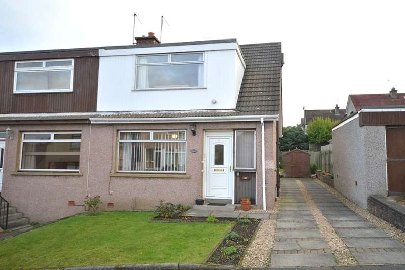 3 Bedrooms Semi Detached House for sale in Greenvale Drive, Brightons, Falkirk, FK2