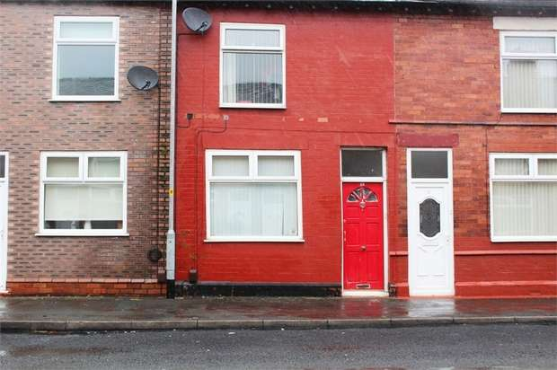 2 Bedrooms Terraced House for sale in Lancaster Street, Warrington, Cheshire