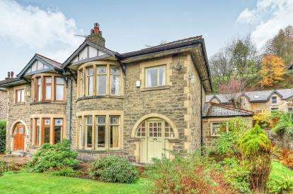 3 Bedrooms Semi Detached House for sale in Burnley Road, Bacup, Rossendale, Lancashire, OL13