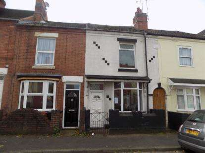 2 Bedrooms Terraced House for sale in Lister Street, Nuneaton, Warwickshire, .