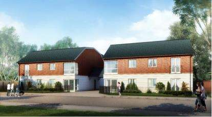 2 Bedrooms Flat for sale in Westbury Lane, Newport Pagnell