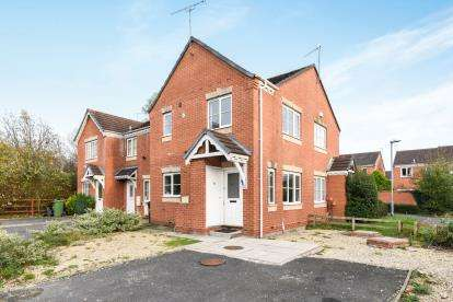 1 Bedroom Semi Detached House for sale in Homestead Avenue, Wall Meadow, Worcester, Worcestershire