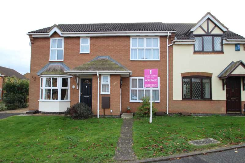 2 Bedrooms Terraced House for sale in Symonds Road, Hitchin, Hertfordshire, SG5 2JJ