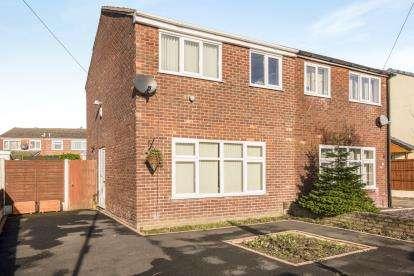 3 Bedrooms Semi Detached House for sale in Albrighton Road, Lostock Hall, Preston, Lancashire