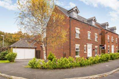 4 Bedrooms Detached House for sale in Parish Gardens, Leyland, Preston, .