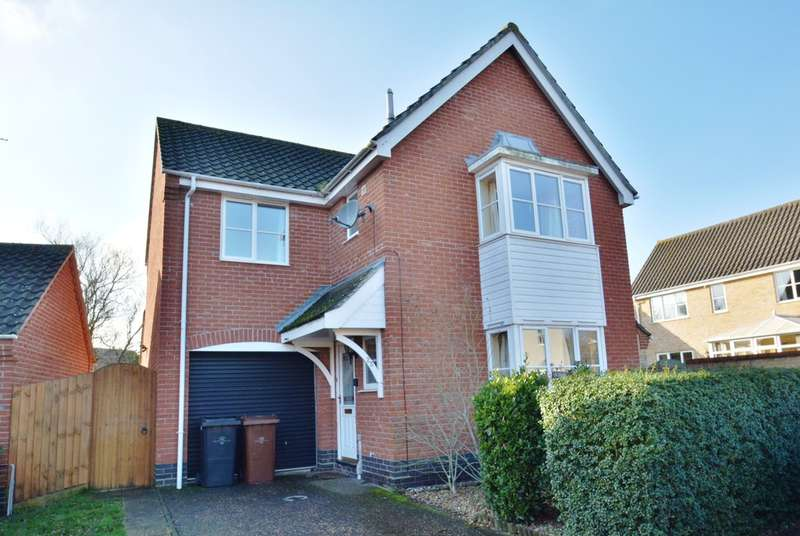 4 Bedrooms Detached House for rent in Cranes Meadow, Harleston