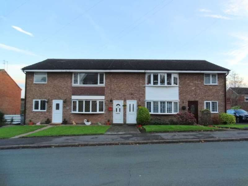 3 Bedrooms Maisonette Flat for sale in Boundary Road, Streetly, B74 2JP