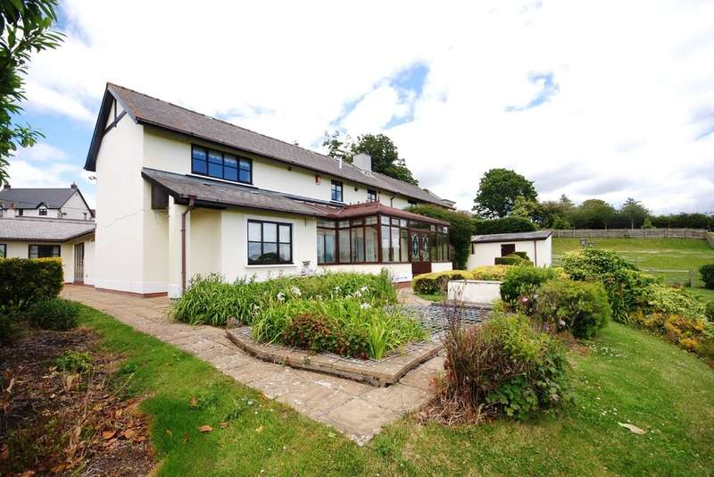 5 Bedrooms Detached House for sale in Maes Glas, Llanblethian, Vale Of Glamorgan, CF71 7EY