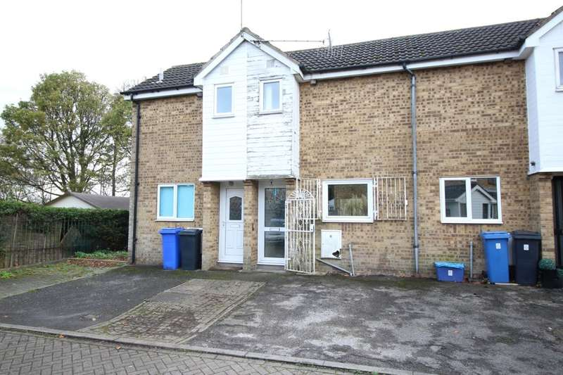 1 Bedroom Terraced House for sale in Oakes Park View, Sheffield, S14