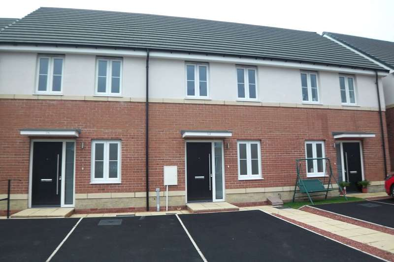 2 Bedrooms Terraced House for sale in Strother Way, Cramlington, NE23