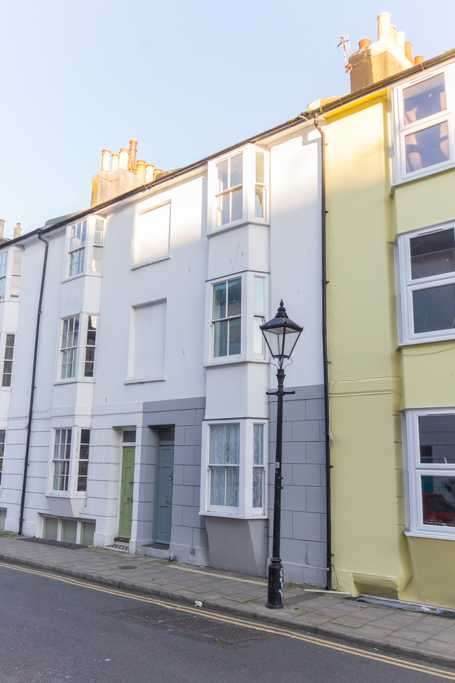 3 Bedrooms House for rent in Over Street, Brighton