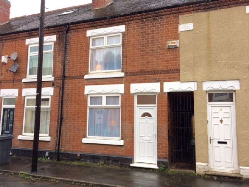 3 Bedrooms Terraced House for sale in Clarence Street, Nuneaton, Warwickshire. CV11 5PT