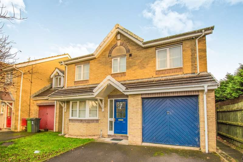 4 Bedrooms Detached House for sale in Treseder Way, Cardiff