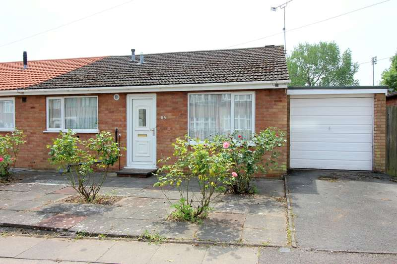 1 Bedroom Semi Detached Bungalow for sale in Duncroft Avenue, Coundon, Coventry, CV6