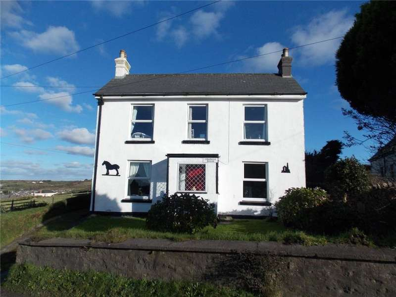 Detached House for sale in Buller Hill, Redruth
