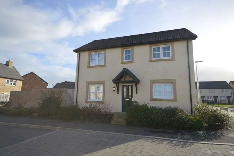 3 Bedrooms Semi Detached House for sale in Oak Drive, Stainburn, Workington, CA14