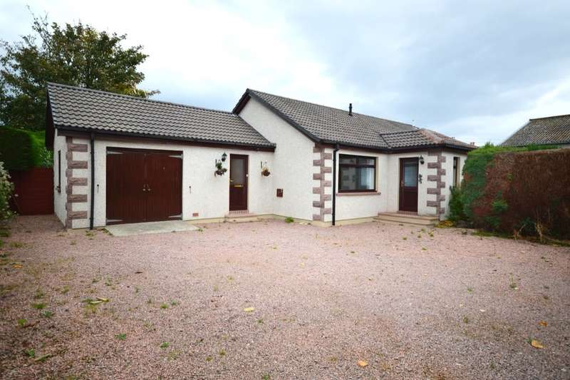 3 Bedrooms Detached Bungalow for sale in Duncan Drive, Nairn, IV12