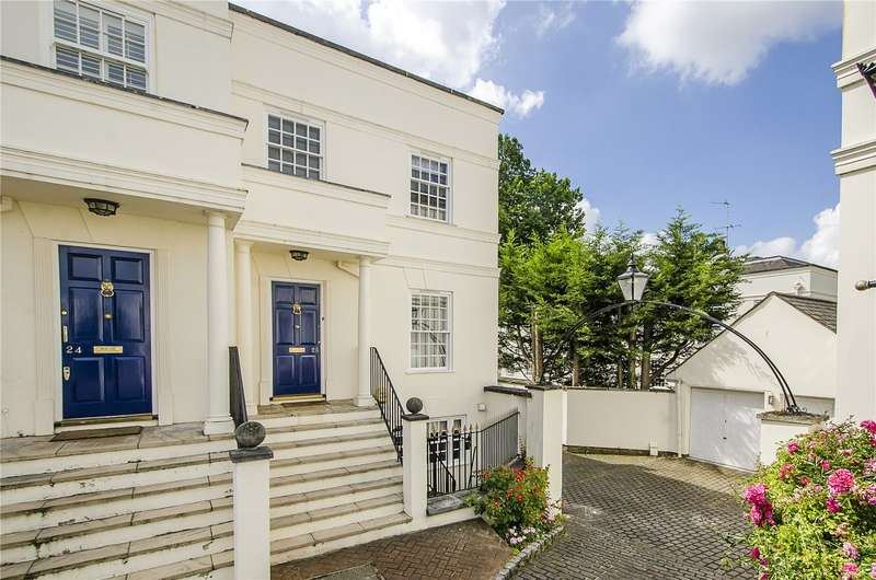 3 Bedrooms Mews House for sale in Beaufort Close, London, SW15