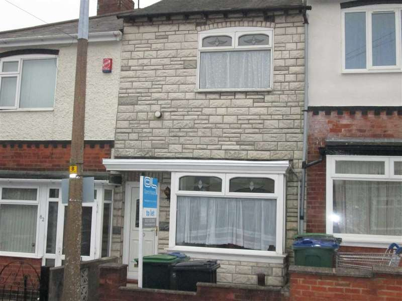3 Bedrooms Terraced House for rent in Talbot Road, Bearwood