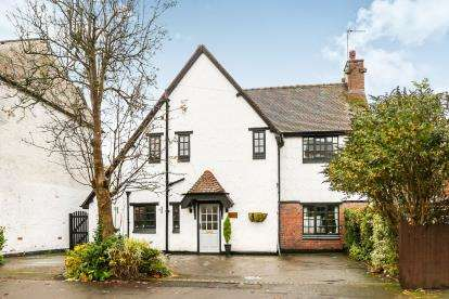 4 Bedrooms Detached House for sale in South Street, Ashby-De-La-Zouch, Leicestershire
