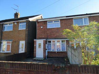2 Bedrooms Semi Detached House for sale in Albert Street, Stanton Hill, Sutton-In-Ashfield, Nottinghamshire