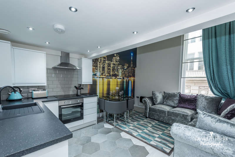 1 Bedroom Serviced Apartments Flat for sale in Castle Street, City Centre, L2