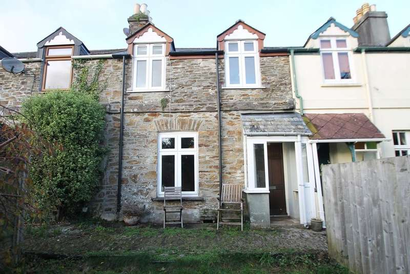 3 Bedrooms Terraced House for sale in Mannamead