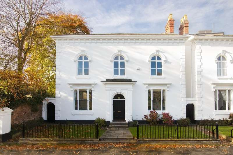 6 Bedrooms Detached House for rent in Frederick Road, Edgbaston, B15 1JD