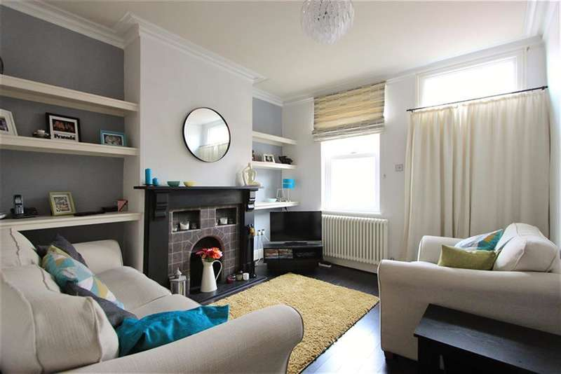 3 Bedrooms Terraced House for rent in Ashford Road, Sheffield, S11 8XZ