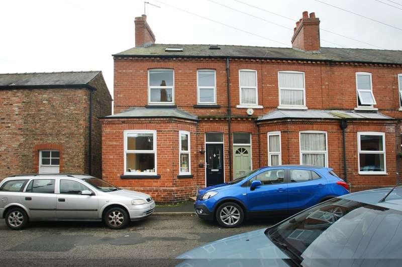 3 Bedrooms Terraced House for sale in Prospect Terrace, Fulford, York, YO10
